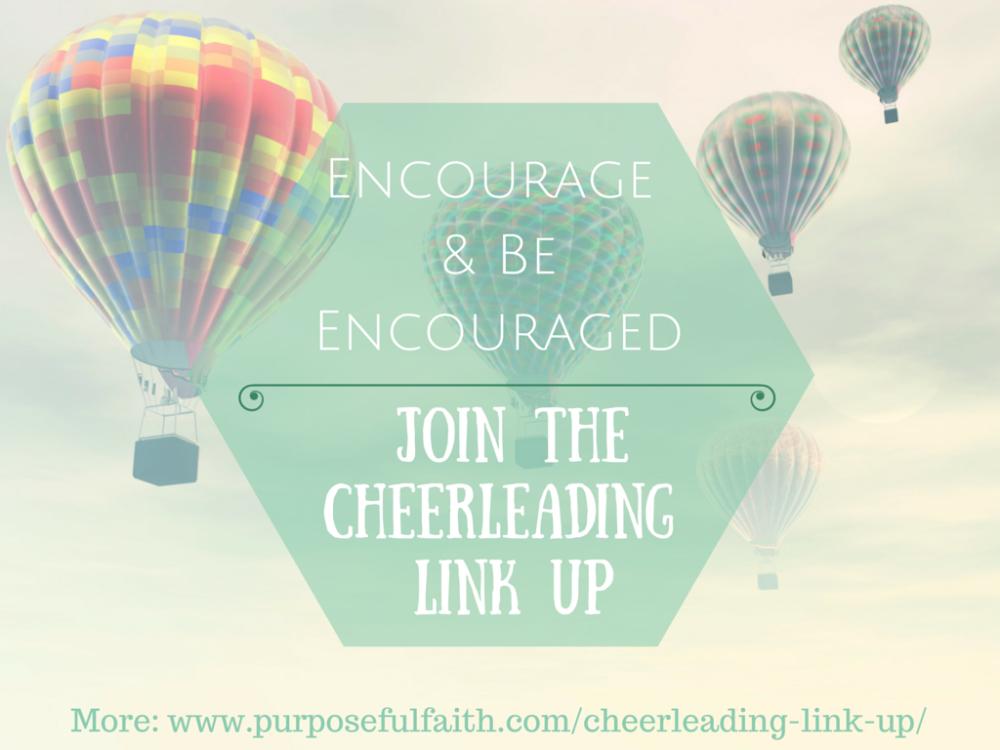 Cheerleading link up