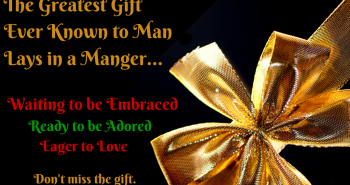 Use Christmas Busyness to Exalt Christ