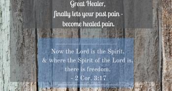 Beating Past Pain
