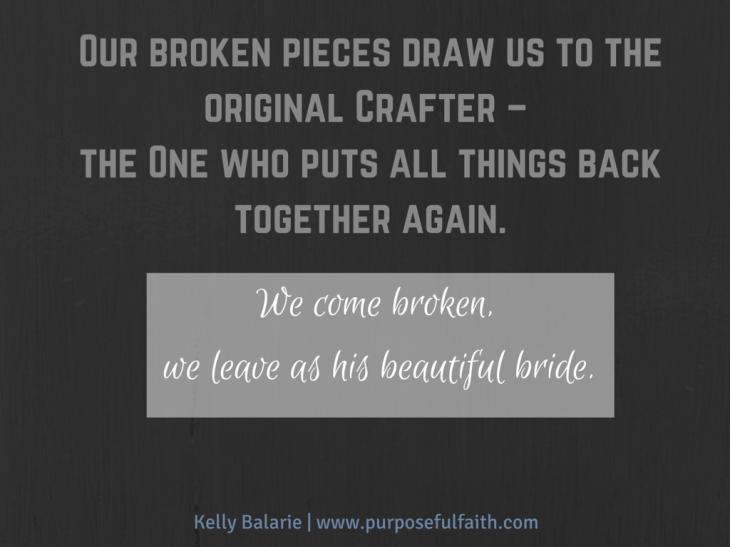 Mercy for a Broken Spirit