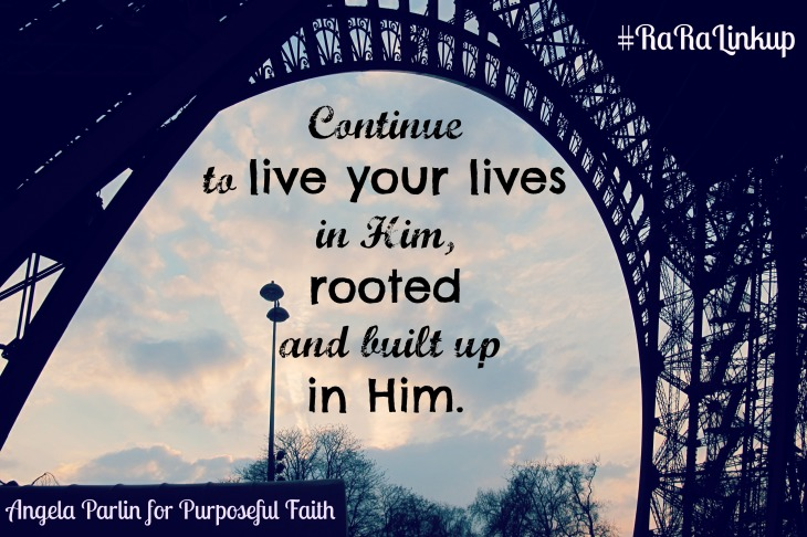 Truth Lies Rooted In Him