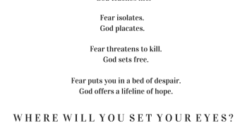Killing Fear