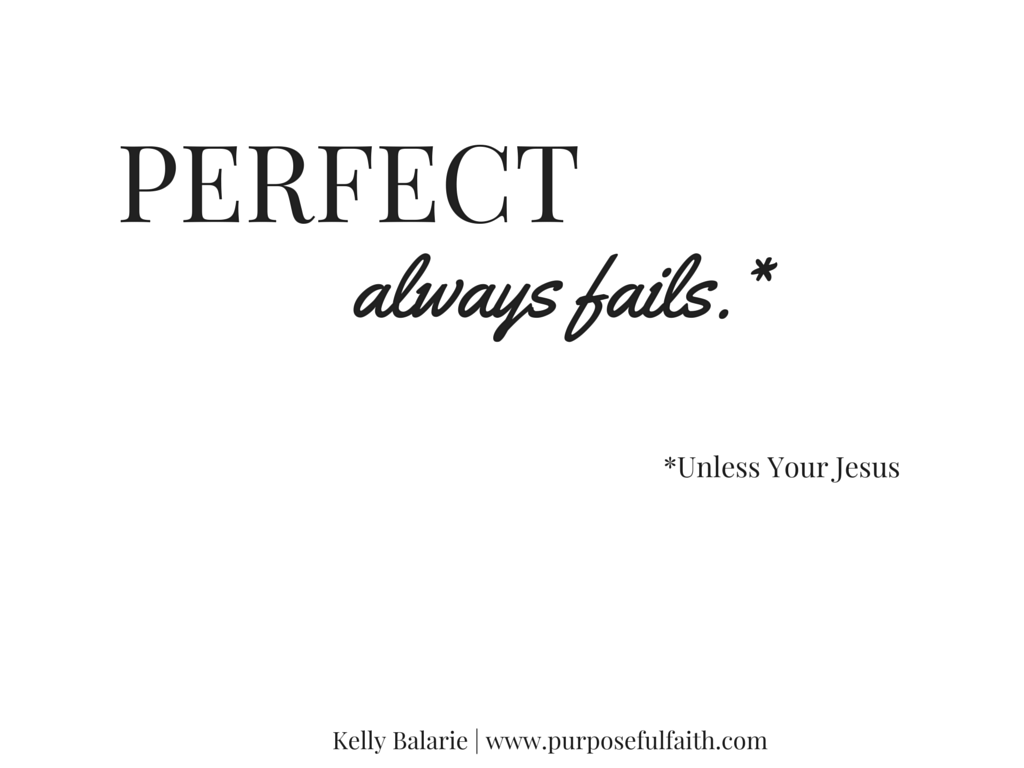 perfect Christian