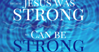 Strong in the Lord