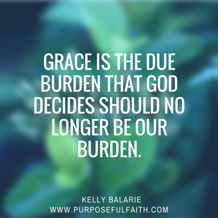 Do You Deflect Amazing Grace?