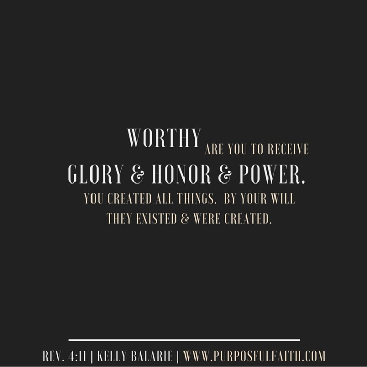 Bring Worship