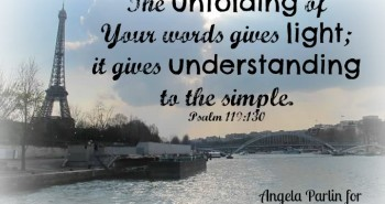 Unfolding God's Word light