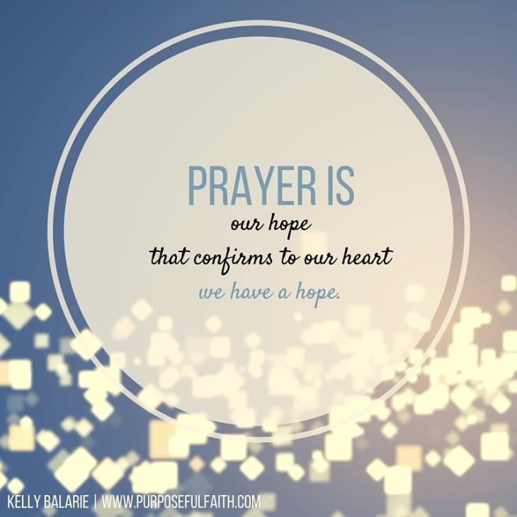 How Jesus Prayed