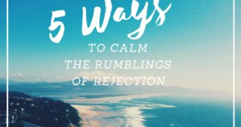 Rumblings of Rejection