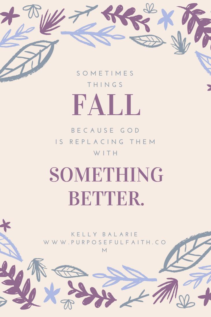 When Life Falls