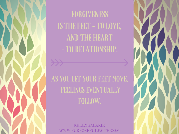 Forgiving a frenemy