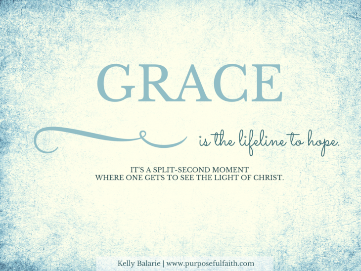 Grace Changes Hearts