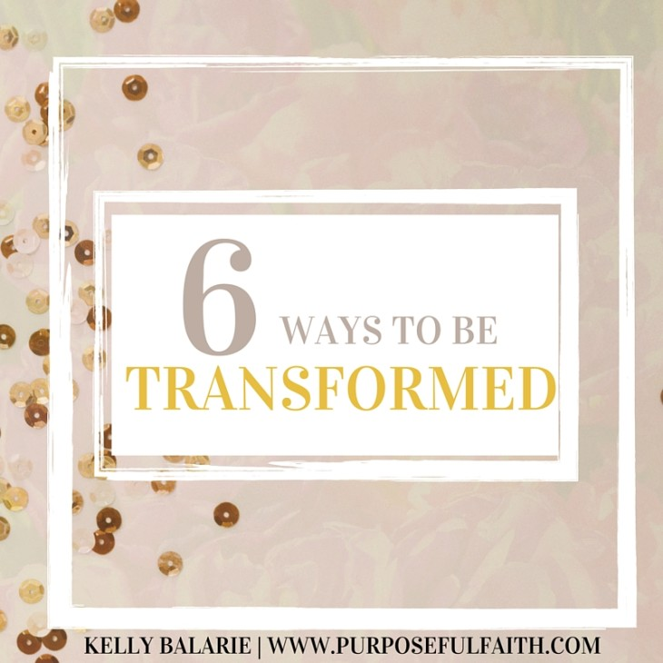 Ways to Transformed