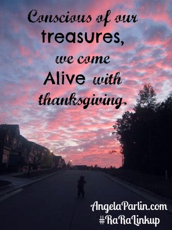 thanksgiving thanks alive