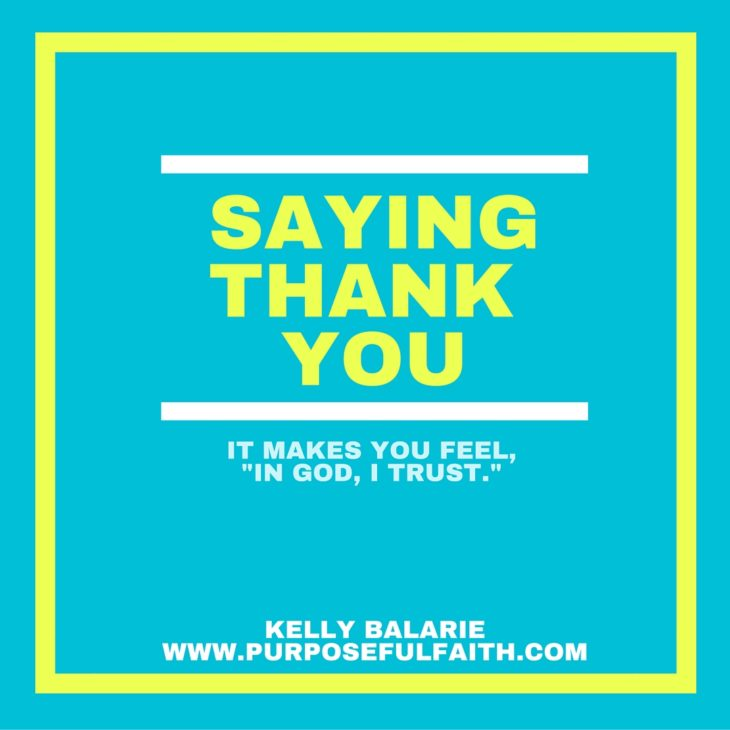 Power of Thank You