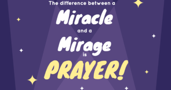 need a miracle