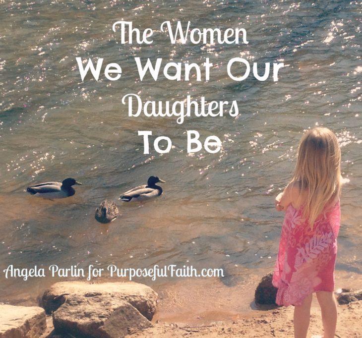 women daughters