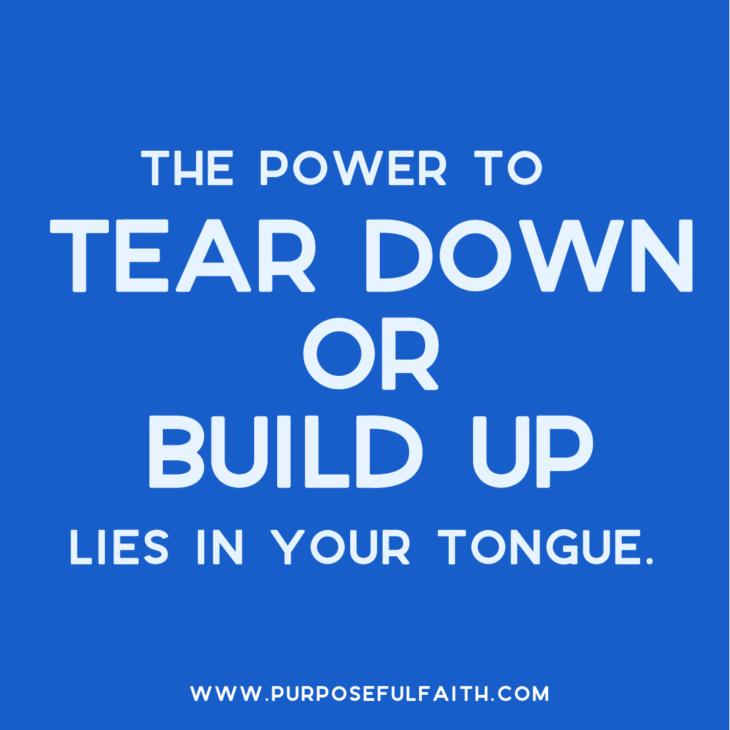 The Power of Words - Purposefu...